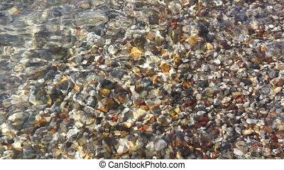 Pebbles - Sea beach