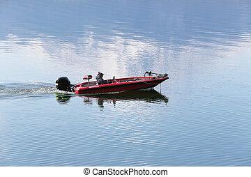 peche, boat.