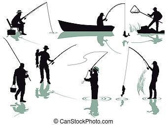 peche, pêcheurs