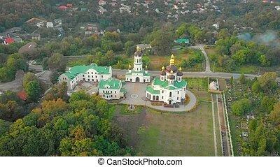 pechersk, perspective, architecture, kiev, bourdon, lavra