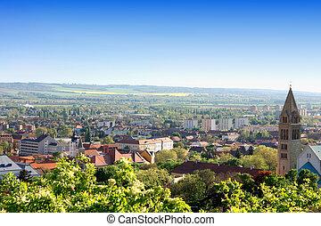 Pecs, Hungary - landmark