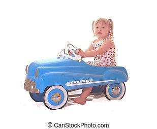 pedaal auto, 4016
