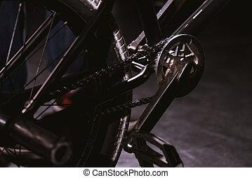 pedaal, bmx fiets