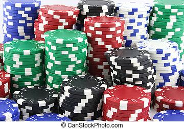 pedacitos, casino