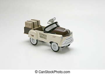 Pedal Car - Delivery