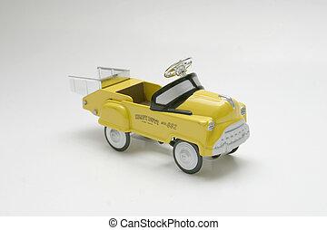 Pedal Car - Dump