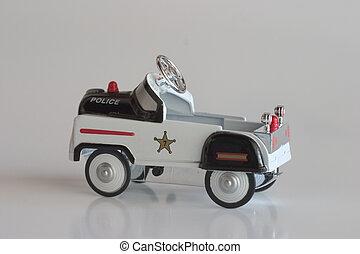 Pedal Car - Police