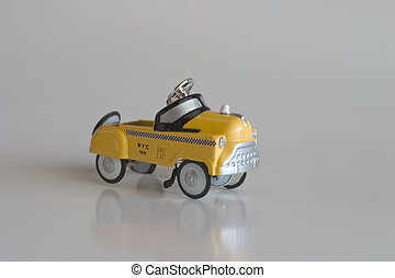 Pedal Car - Taxi