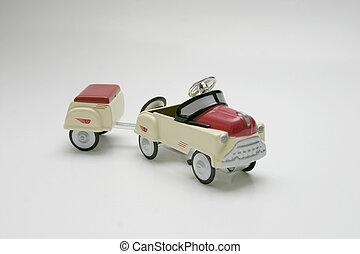 Pedal Car - Trailer