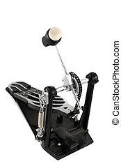 pedal pie, tambor