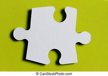 pedazo del rompecabezas