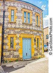 pedernal, stonefacades, cotswolds, propiedad, cotswold, ...