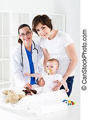 pediatra, sala
