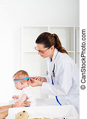 pediatric checkup