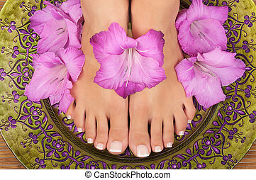 Pedicure and Manicure Spa - Pedicure and manicure spa with ...