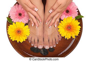 Pedicure and Manicure - Pedicure and manicure spa