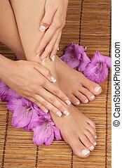 Pedicure Manicure Spa