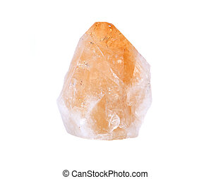 pedra, cura, citrine