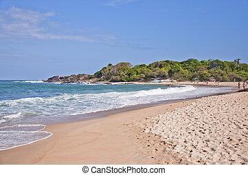 Pedra de Xareu beach - near Recife - Pernambuco - Brazil