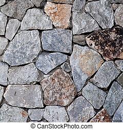 pedra, fundo