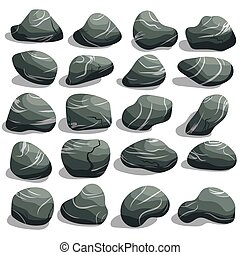 pedra pedra, jogo
