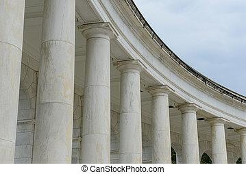 pedra, pilares