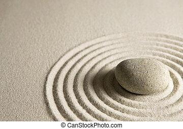 pedra, zen