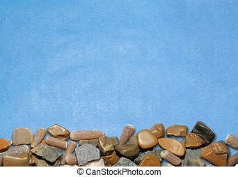 pedras, 01, antigas, papel, fundo
