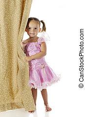 Peek-a-Boo Princess