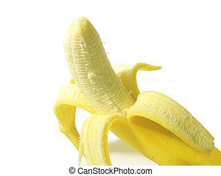 Banana - Peeled Banana