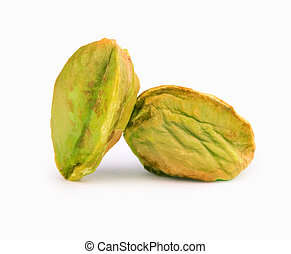 peeled pistachios