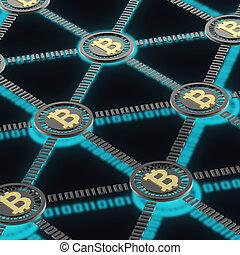 peer-to-peer, bitcoin, réseau