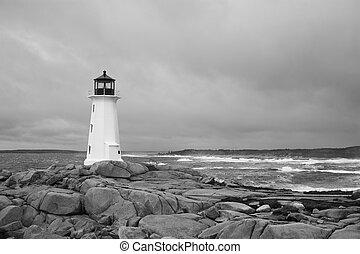Peggy's Cove, Halifax, Nova Scotia - Halifax, Nova, Scotia,...