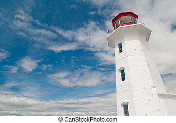 Peggy\\\'s Cove Lighthouse