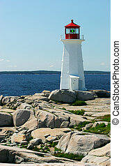 Peggy\'s Cove Lighthouse