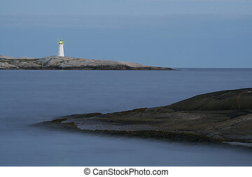 Peggy;s Cove Lighthouse