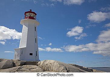 Peggys Cove Lighthouse