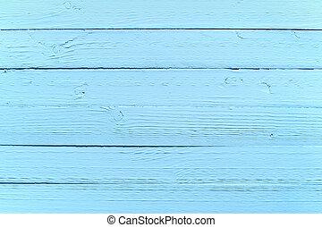 peint, bleu, bois, fond, texture