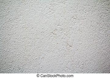 peint, mur, gris