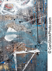 peint, mur