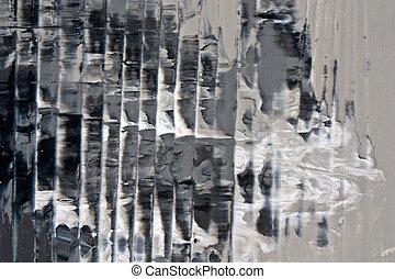 peint, résumé, fond, texture