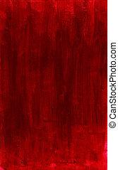 peint, toile, éléments, texture