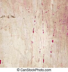 peint, toile, texture