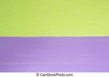 peinture, bois, table