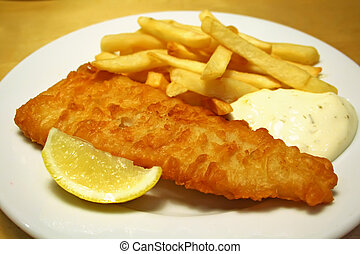 peixe lascas