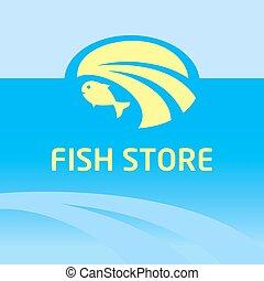 peixe, store.