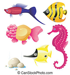 peixe tropical