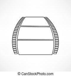 película, ícone