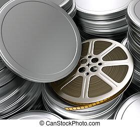 película, cine