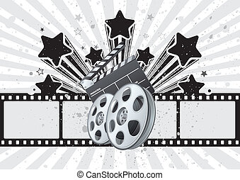 película, tema, plano de fondo